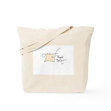Cool Royal Tote Bag