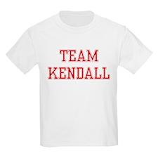 TEAM KENDALL  Kids T-Shirt