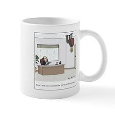 Cute Gravity Mug