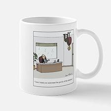 Cute Physics Mug