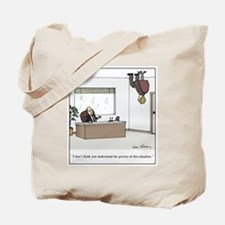 Cute Out office Tote Bag