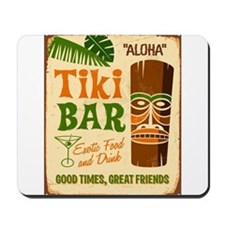Tiki Bar Mousepad