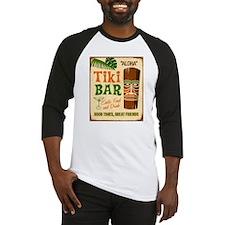 Tiki Bar Baseball Jersey