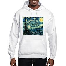 Starry Night Vincent Van Gogh Hoodie