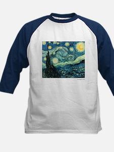 Starry Night Vincent Van Gogh Tee