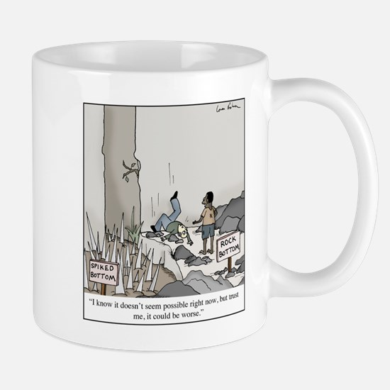 Funny Bottom Mug