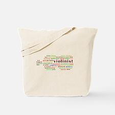 Contemporary Violinists Tote Bag