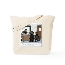 Funny Debt Tote Bag
