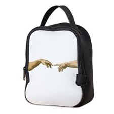 Michelangelo Creation of Adam Neoprene Lunch Bag