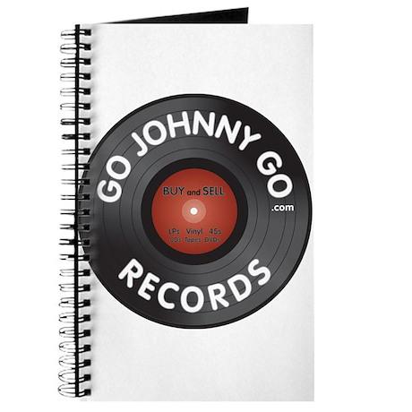 GJG Records Sign Journal