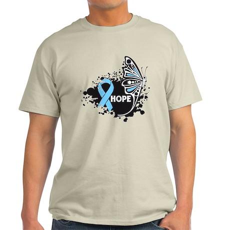 Thyroid Disease Butterfly Light T-Shirt