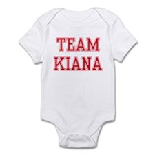 TEAM KIANA  Infant Creeper