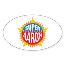 Super Aaron Decal