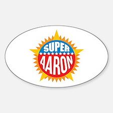Super Aaron Decal