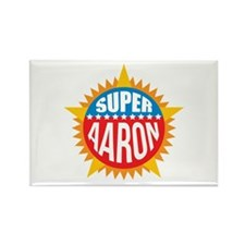 Super Aaron Rectangle Magnet
