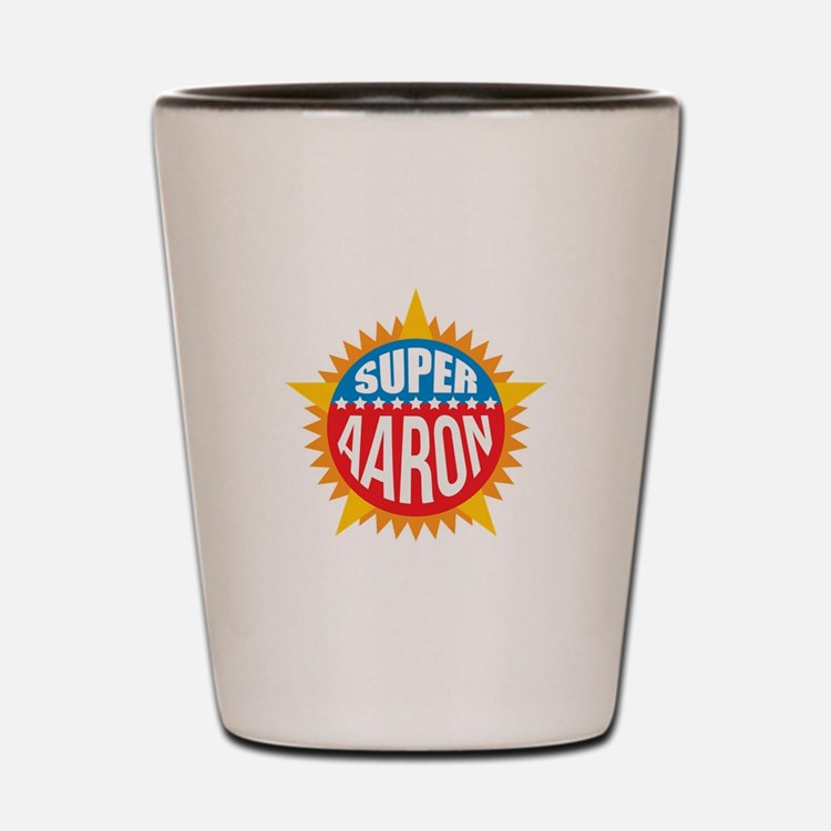 Super Aaron Shot Glass