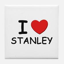 I love Stanley Tile Coaster