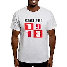 Established 1913 T-Shirt