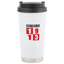 Established 1913 Travel Mug