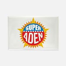 Super Aden Rectangle Magnet