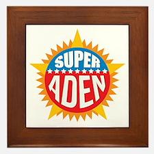 Super Aden Framed Tile