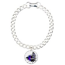 Rheumatoid Arthritis Hope Charm Bracelet, One Char