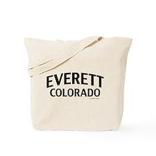 Everett Colorado Tote Bag