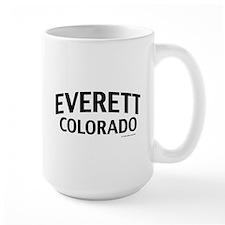 Everett Colorado Mug