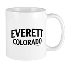 Everett Colorado Mug