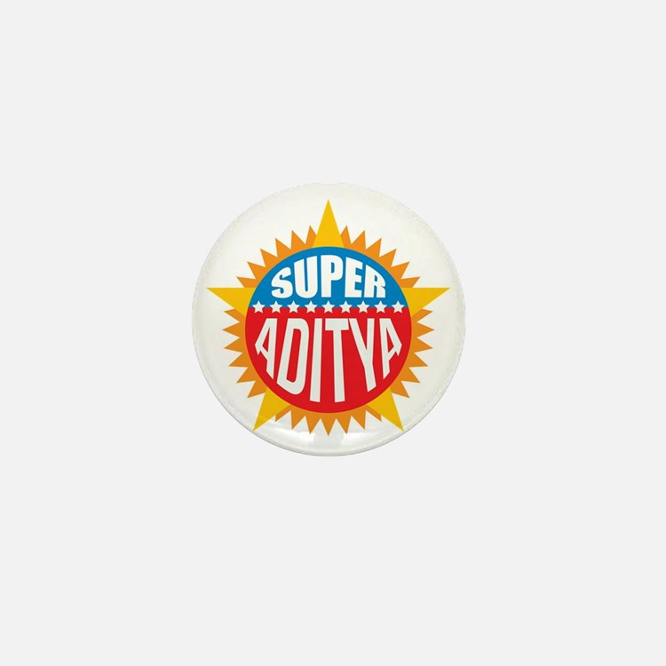 Super Aditya Mini Button