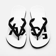 Foxy Flip Flops