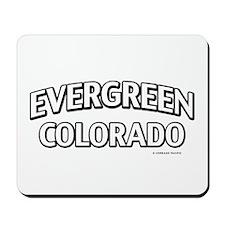 Evergreen Colorado Mousepad