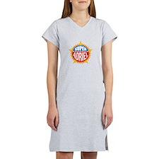 Super Adriel Women's Nightshirt