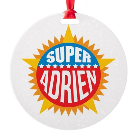 Super Adrien Ornament