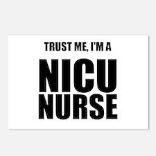 Trust Me, Im A NICU Nurse Postcards (Package of 8)