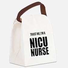 Trust Me, Im A NICU Nurse Canvas Lunch Bag