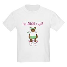 Such a Girl Kids T-Shirt