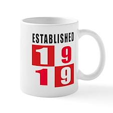 Established 1919 Mug