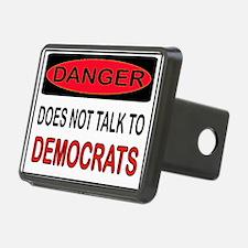 DEMOCRAT DANGER Hitch Cover