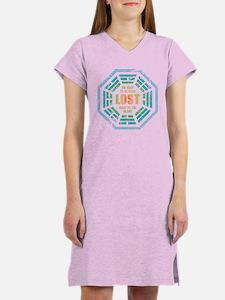 Vintage DHARMA [multicolor] Women's Nightshirt