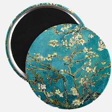 Van Gogh Almond Blossoms Tree Magnet