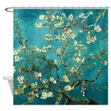 Van gogh Shower Curtains