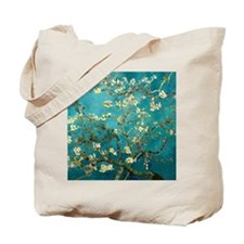 Van Gogh Almond Blossoms Tree Tote Bag