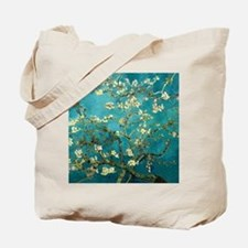 Van Gogh Almond Blossoms Tree Tote Bag