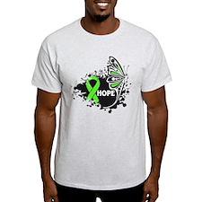 Lyme Disease Butterfly T-Shirt