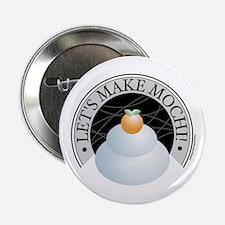 """Let's Make Mochi 2.25"""" Button (100 pack)"""