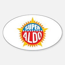 Super Aldo Decal