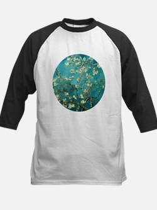 Van Gogh Almond Blossoms Tree Baseball Jersey