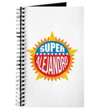 Super Alejandro Journal