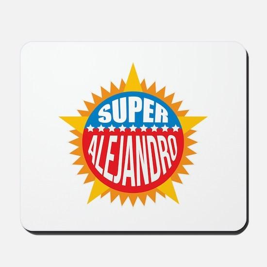 Super Alejandro Mousepad